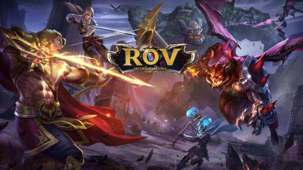 พนัน eSports แทง rov